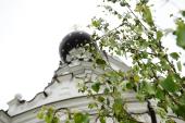 Слово Святейшего Патриарха Кирилла в день Святого Духа в храме Живоначальной Троицы в Троице-Лыкове г. Москвы