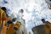 Патриарший визит в Вятскую митрополию. Великорецкий крестный ход. Литургия на берегу р. Великой
