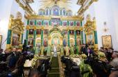 Слово Святейшего Патриарха Кирилла на торжествах по случаю 350-летия oбретения мощей преподобного Нила Столобенского
