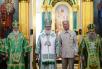 Патриарший визит в Тверскую митрополию. Торжества по случаю 350-летия обретения мощей преподобного Нила Столобенского
