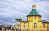 В Якутской епархии освящен самый северный храм в честь блаженной Матроны Московской
