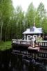 Патриарший визит в Тверскую митрополию. Освящение истока р. Волги. Посещение Ольгинского монастыря