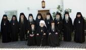 Приветствие Святейшего Патриарха Кирилла участникам Архиерейского Собора Русской Зарубежной Церкви