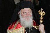 Поздравление Святейшего Патриарха Кирилла Предстоятелю Элладской Православной Церкви с днем тезоименитства