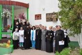 В Минске обсудили перспективы помощи Церкви детям-сиротам с поражениями центральной нервной системы