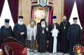 Заместитель председателя ОВЦС удостоен ордена Иерусалимской Православной Церкви