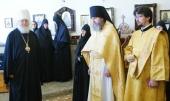 Продолжается работа Архиерейского Собора Русской Зарубежной Церкви