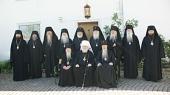 Завершился третий день работы Архиерейского Собора Русской Зарубежной Церкви