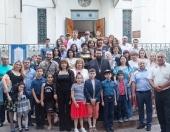 Донские ассирийцы молитвенно почтили память своего национального святого Мар Зайи