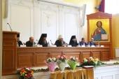 Митрополит Нижегородский Георгий возглавил торжества по случаю 20-го выпуска Нижегородской духовной семинарии