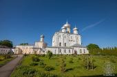 В Великом Новгороде прошли торжества по случаю дня памяти преподобного Варлаама Хутынского