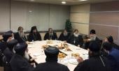 В Россию прибыла делегация представителей монашества Коптской Церкви