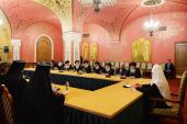 Предстоятель Русской Церкви принял делегацию Коптской Церкви