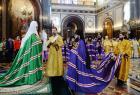 Слово Святейшего Патриарха Кирилла при вручении архиерейского жезла Преосвященному Аксию, епископу Нерчинскому и Краснокаменскому