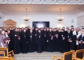 Завершился семинар для руководителей и сотрудников епархиальных отделов по религиозному образованию и катехизации