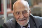 Святейший Патриарх Кирилл поздравил известного ученого и телеведущего H.Н. Дроздова с 80-летием со дня рождения