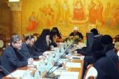 Відбулося засідання комісії Міжсоборної присутності з питань організації життя монастирів і чернецтва