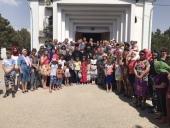 Управляющий Патриаршим благочинием приходов Русской Православной Церкви в Туркменистане архиепископ Пятигорский Феофилакт совершил поездку в Туркмению