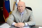 Святейший Патриарх Кирилл поздравил губернатора Нижегородской области В.П. Шанцева с 70-летием со дня рождения