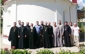 Состоялось совещание старших епархиальных тюремных священников Белорусского экзархата