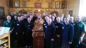 В Уржумской епархии молитвенно почтили память преподобноисповедника Рафаила (Шейченко)
