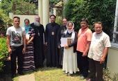 Состоялся архипастырский визит архиепископа Солнечногорского Сергия в Республику Филиппины