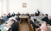 В Минской духовной семинарии подвели итоги учебного года