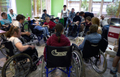 В Пензе при поддержке Церкви открыт пансион для молодых инвалидов
