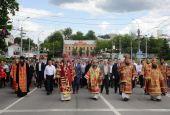 Торжества в честь праздника Собора святых Ивановской митрополии прошли в Иваново, Кинешме и Шуе