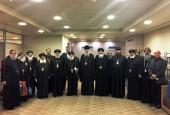 Завершилось пребывание в России делегации представителей монашества Коптской Церкви