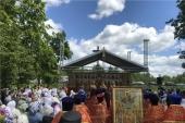 В день памяти Новомучеников и исповедников, в земле Чувашской просиявших, совершена Литургия на территории «чувашского Бутово»
