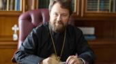 Митрополит Волоколамский Иларион: «Это был поток атеистической пропаганды»