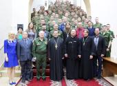 В Военном университете Минобороны России в рамках научной конференции в обобщили опыт работы с верующими военнослужащими