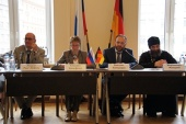 В Москве прошел круглый стол «Свобода совести, христианская антропология и развитие новых информационных технологий»