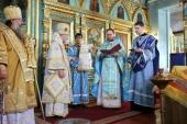 Архиепископу Бакинскому и Азербайджанскому Александру вручена награда Отдела внешних церковных связей