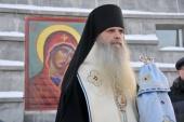 Епископ Каменский Мефодий: Протянуть руку помощи