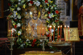 Открыта аккредитация на мероприятия, связанные с перенесением мощей святителя Николая Чудотворца из Москвы в Санкт-Петербург