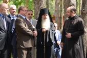 Каменскую епархию посетил председатель Императорского православного палестинского общества С.В. Степашин