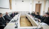 В Санкт-Петербурге прошло заседание Рабочей группы по обсуждению перспектив диалога между Русской Православной Церковью и Евангелическо-лютеранской церковью Финляндии