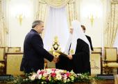 Подписано Соглашение о сотрудничестве между Русской Православной Церковью и Министерством РФ по делам гражданской обороны, чрезвычайным ситуациям и ликвидации последствий стихийных бедствий