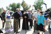 Церковная помощь в чрезвычайных ситуациях