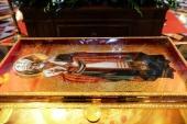 В Санкт-Петербурге будет организована социальная очередь к мощам святого Николая Чудотворца