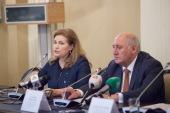 В Санкт-Петербурге состоялась пресс-конференция, посвященная предстоящему принесению в северную столицу мощей святителя Николая Чудотворца