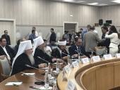 Иерархи Русской Православной Церкви принимают участие в проходящем в Уфе Российско-иранском социально-культурном форуме