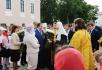 Патриарший визит в Новгородскую митрополию. Всенощное бдение в Софийском соборе Великого Новгорода