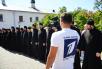 Патриарший визит на Валаам. Прибытие в Валаамский монастырь