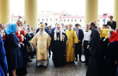 Святейший Патриарх Кирилл совершил Первосвятительский визит в Новгородскую митрополию, на Валаам и в Санкт-Петербург