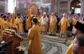 Первоиерарх Русской Зарубежной Церкви посетил Дивеево и Арзамас