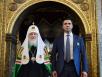 Патриаршее служение в день памяти святителя Филиппа Московского в Успенском соборе Московского Кремля