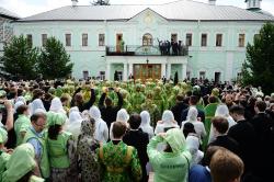 Слово Святейшего Патриарха Кирилла в день памяти преподобного Сергия Радонежского в Троице-Сергиевой лавре